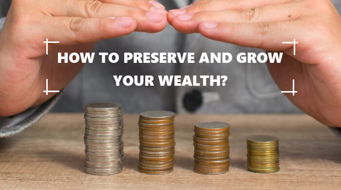 Preserve your Wealth with Tax Consultant