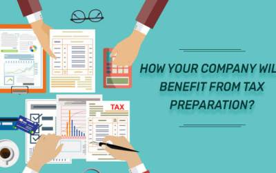 How Can Your Business Benefited by Tax Preparation Services?