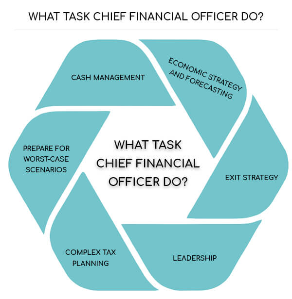 Task that perform by CFO