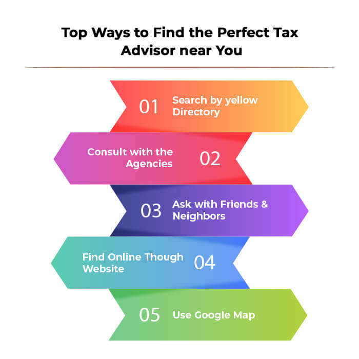 Top Ways to Find the Tax Advisor